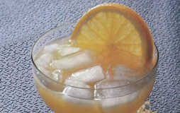 Cocktail miel et orange