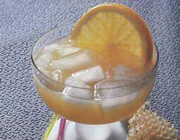 Cocktail miel et orange