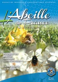 Abeille de France mars 2014