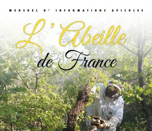 Couverture de l'Abeille de France mai 2017