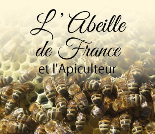 Couverture de l'Abeille de France juillet aout 2017