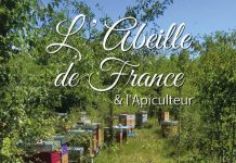 Couverture de l'Abeille de France septembre 2017
