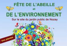 Fête de l'abeille et de l'environnement à Nozay