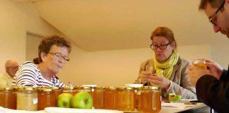 Le jury goute des miels